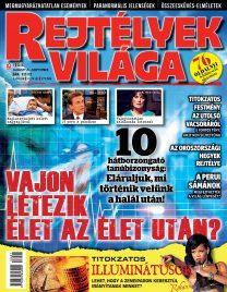 REJTÉLYEK VILÁGA 01/2018